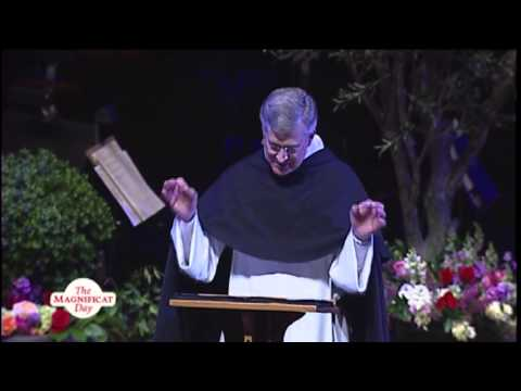 Magnificat Day -2014-11-1- KEYNOTE ADDRESS BY FR. PETER CAMERON, O.P.