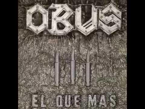 OBUS - EL QUE MAS ( FULL ALBUM )