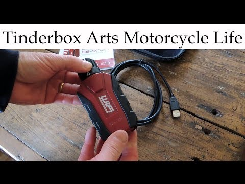 GS 911 For BMW Motorcycles Unboxing And Setup