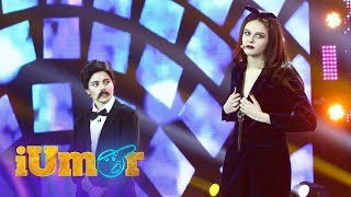 TEST: Câte personaje ai văzut pe scenă? Marilu şi Deea au reușit să-l emoționeze pe Bendeac