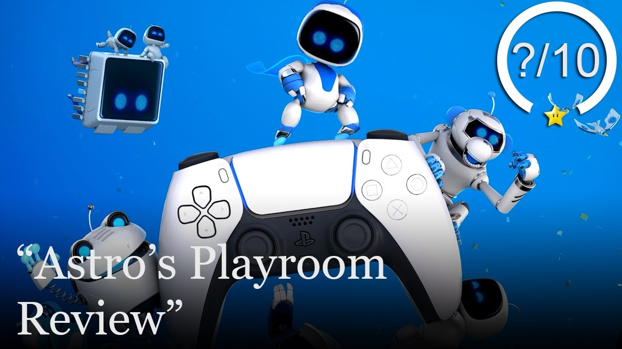 Astro's Playroom Review [PS5] - Free to Play (Video Game Video Review)