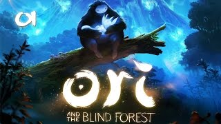 Ori and the Blind Forest - Ep 01 :: Wprowadzenie