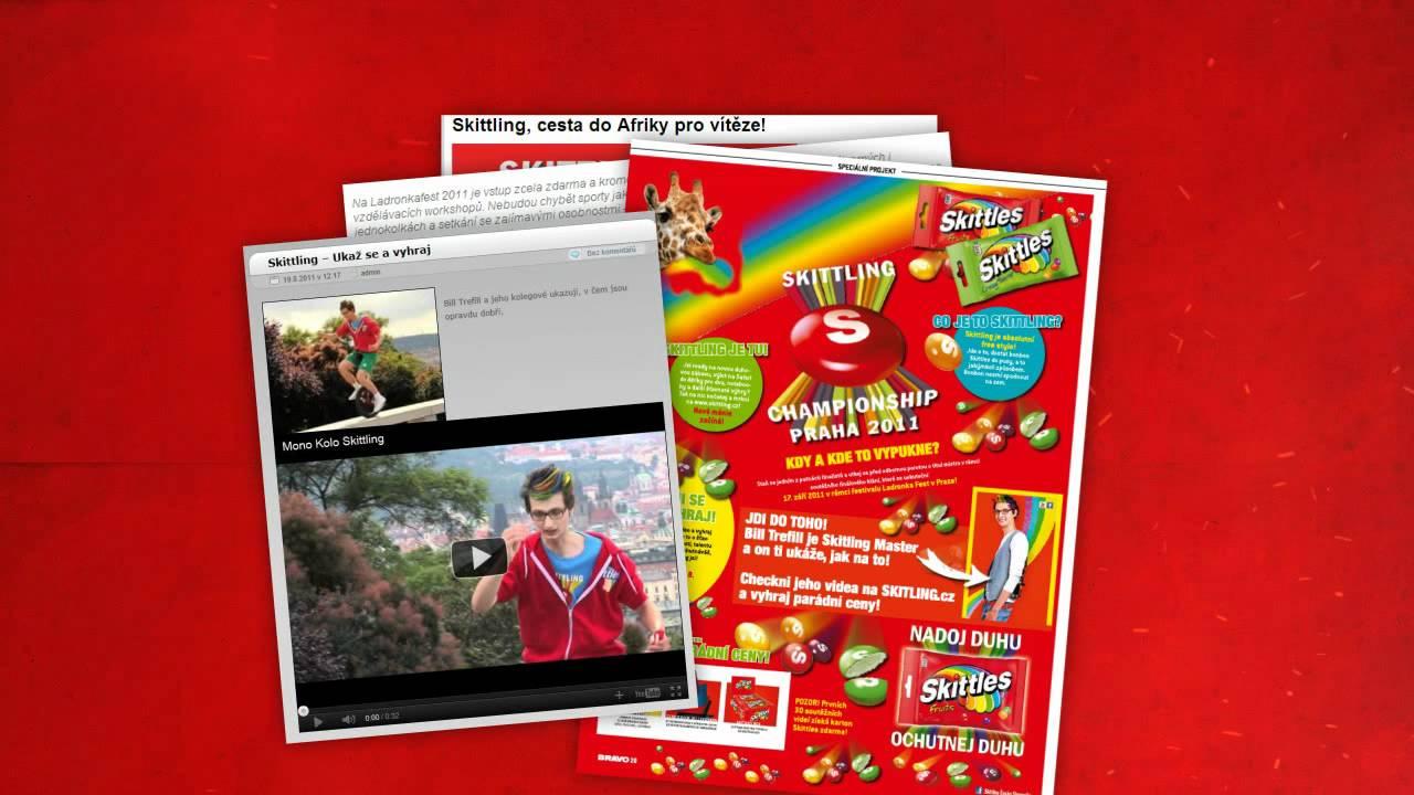 Skittles 'Mob the Rainbow' Case Study - CauseMarketing.com