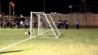AWC Soccer - NJCAA Region I Semifinal vs Phoenix