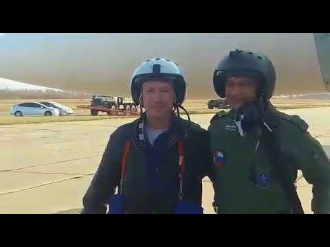 INDRA 2017: INDIAN & RUSSIAN PILOTS ON THEIR SUKHOIS!