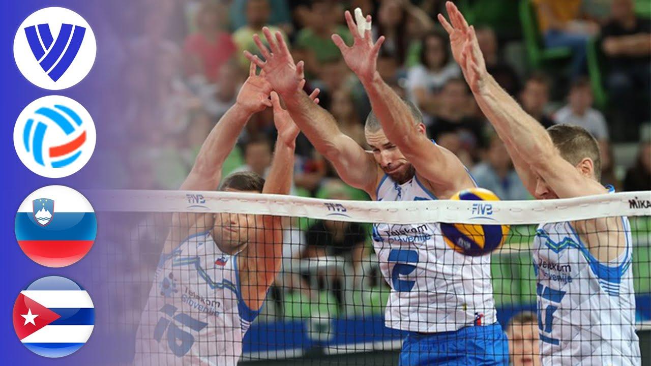 Slovenia vs. Cuba - FULL FINAL | Men's Volleyball Challenger Cup 2019