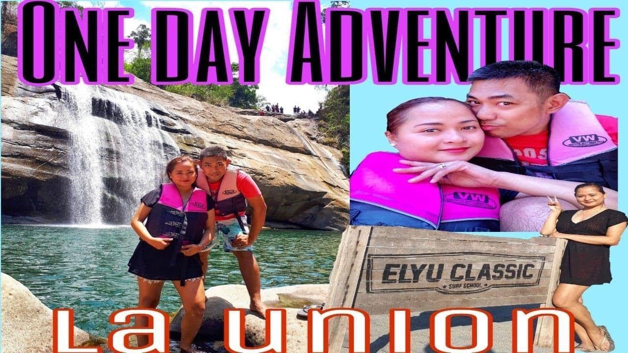 Tangadan Falls | Elyu Side Trip | Summer Destination