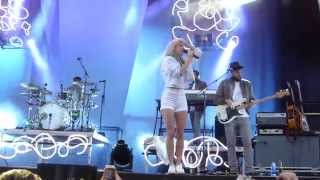 Veronica Maggio - Välkommen in (Live, Gröna Lund, Stockholm - 2015-05-08)