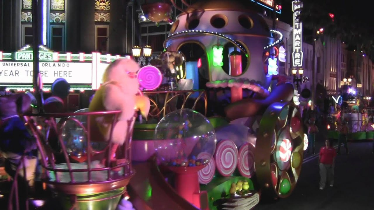 An overview of Universal's Superstar Parade including insight from show  director, Lora Wallace