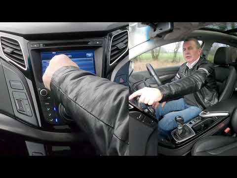 how-to-set-the-sat-nav,-stream-music,-pair-and-delete-a-mobile-in-a-2012-hyundai-i40
