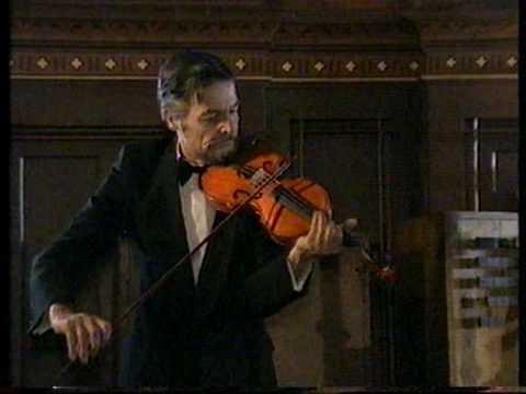 Heimo Haitto, viulu Pentti Savolainen, urut - Albinoni: Adagio