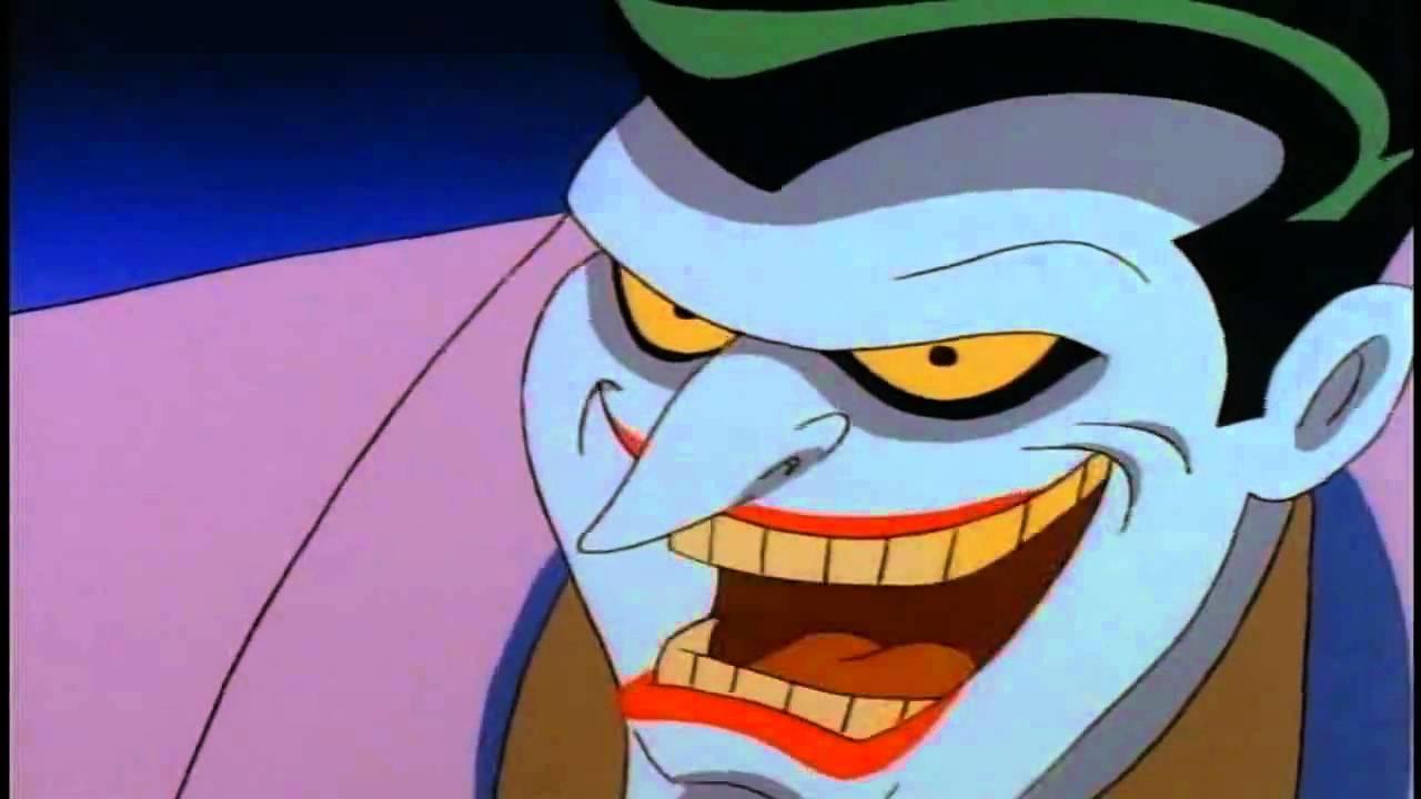 Joker Smile Animated