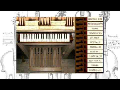 Canzona in re minore - Domenico Zipoli