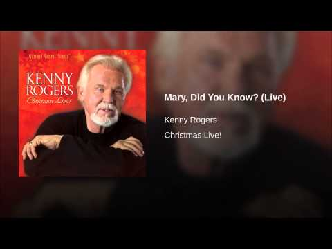 Mary, Did You Know? (Live)