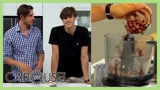 Zac & Jordan Stenmark's Healthy Power Balls - The Carousel