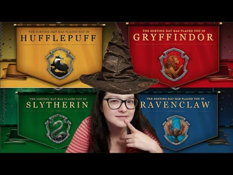Which Hogwarts house do I belong to? Pottermore Sorting Hat Quiz! | November 25, 2017