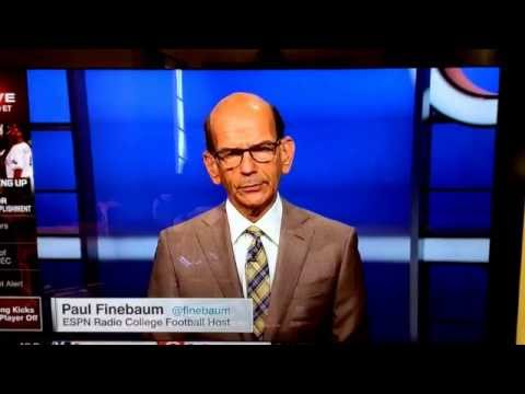 Danny Kanell and Paul Finebaum not fans of Charlie Strong.