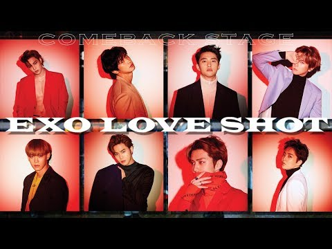 Show Music Core Live ★ Comeback Stages : EXO, DAY6 20181215