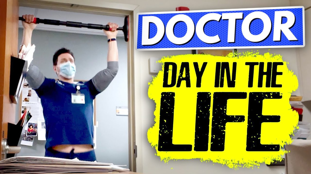 Doctor Day In The Life: Weekend Edition Ft. Bear