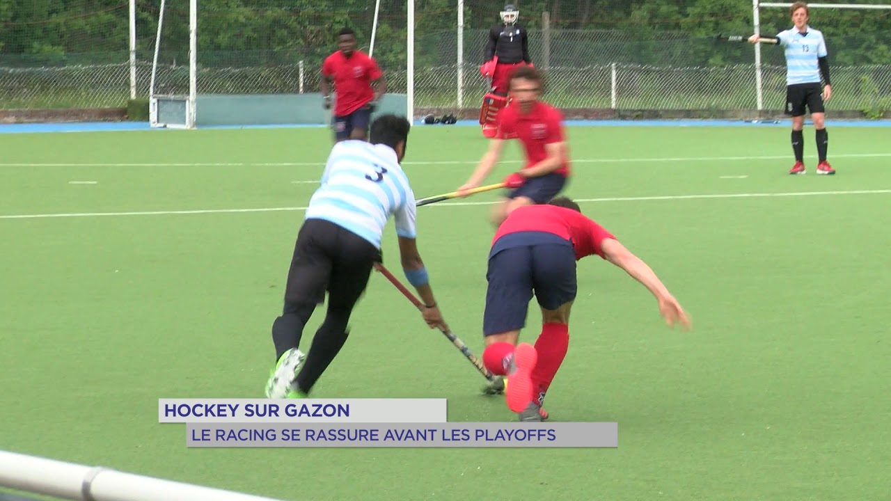 Yvelines | Hockey sur gazon : Le Racing club de France se rassure avant les playoffs