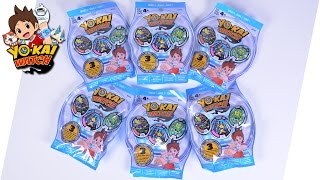 YO-KAI Watch Blind Bags (6 Blind Bags) Retail Price: $2.99 Per Blin...
