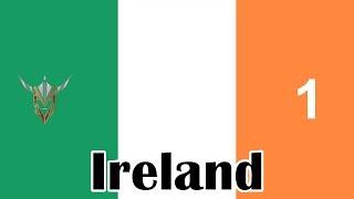 Hearts of Iron IV - Kaiserreich - Ireland - 1