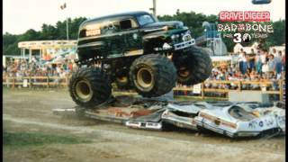 Monster Jam - Happy 30th Anniversary Grave Digger!