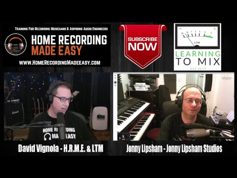 Home Studio - Mixing - Surprise Sunday Show LIVE STEAM