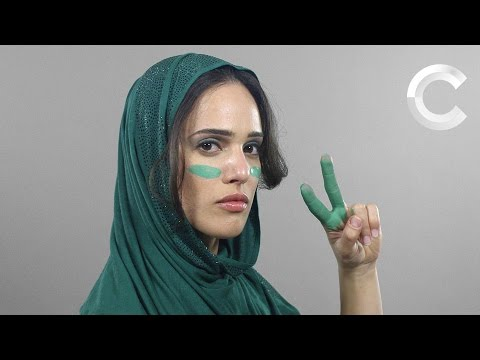 Iran (Sabrina) | 100 Years of Beauty - Ep 3 | Cut