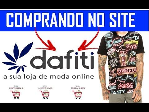 df28ac6bd Comprar no Dafiti é Confiável ? - YouTube