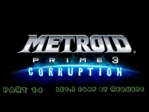 **BLIND** Metroid Prime 3: Corruption Part 14 - Energy Cells