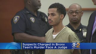 Suspects Charged In Teen's Murder Face Judge