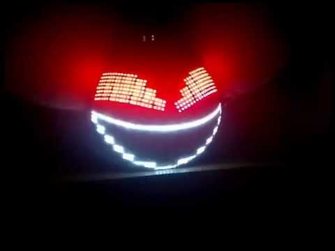 talking deadmau5 head led mau5head youtube - Deadmau5 Halloween Head
