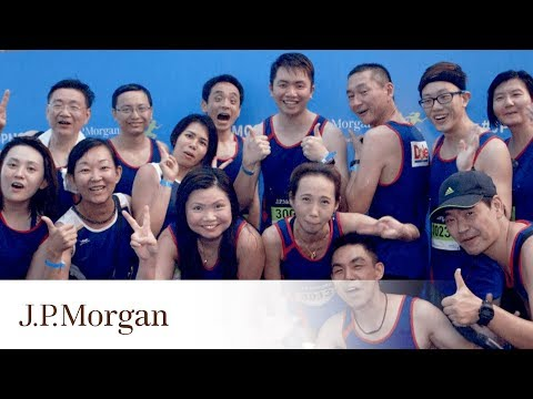 Singapore 2018  | J.P. Morgan Corporate Challenge
