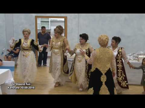 Sadri Gjakova   Maxhun Berisha Munishi Erdenaj te Shpend Tuzi ne Karlsruhe 10.09.2016  01