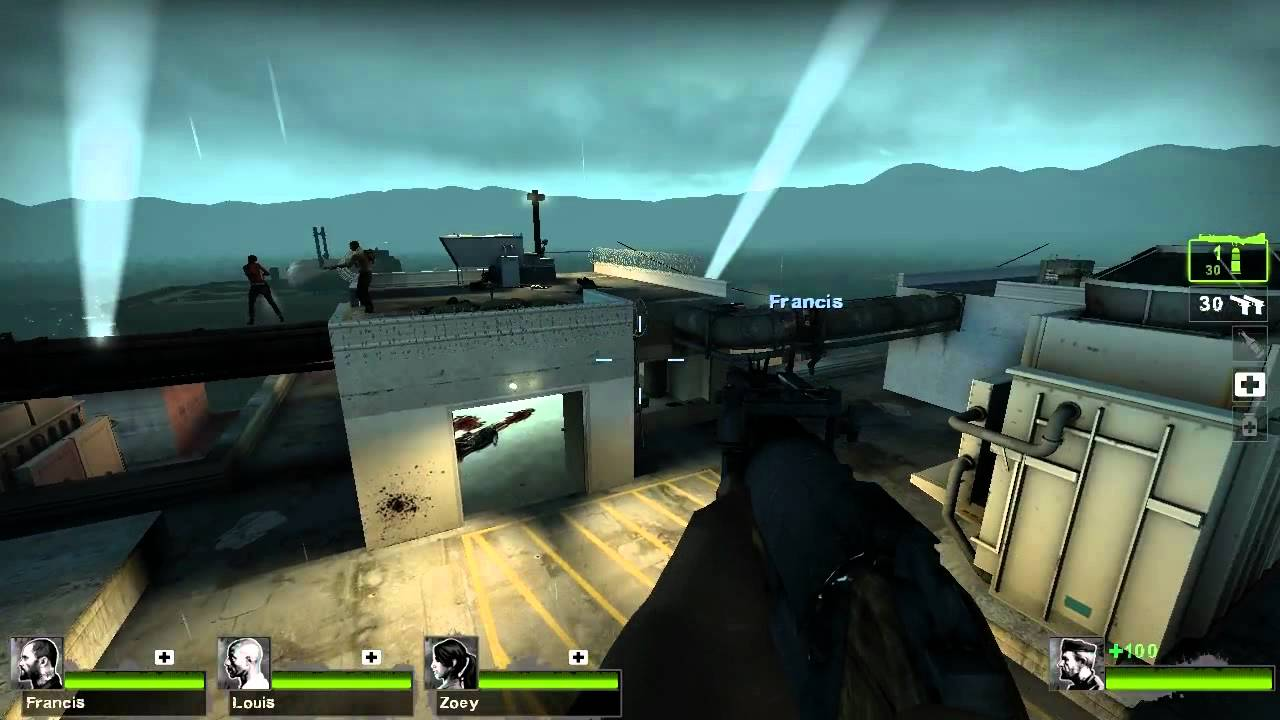 left 4 dead 2 cheat codes