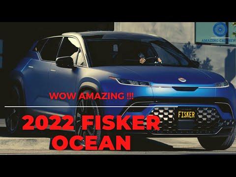 WOW AMAZING!!!! ALL NEW 2022 fisker ocean Interior & Exterior