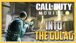 Entering The Gulag in COD Mobile! #CODMobile_Partner