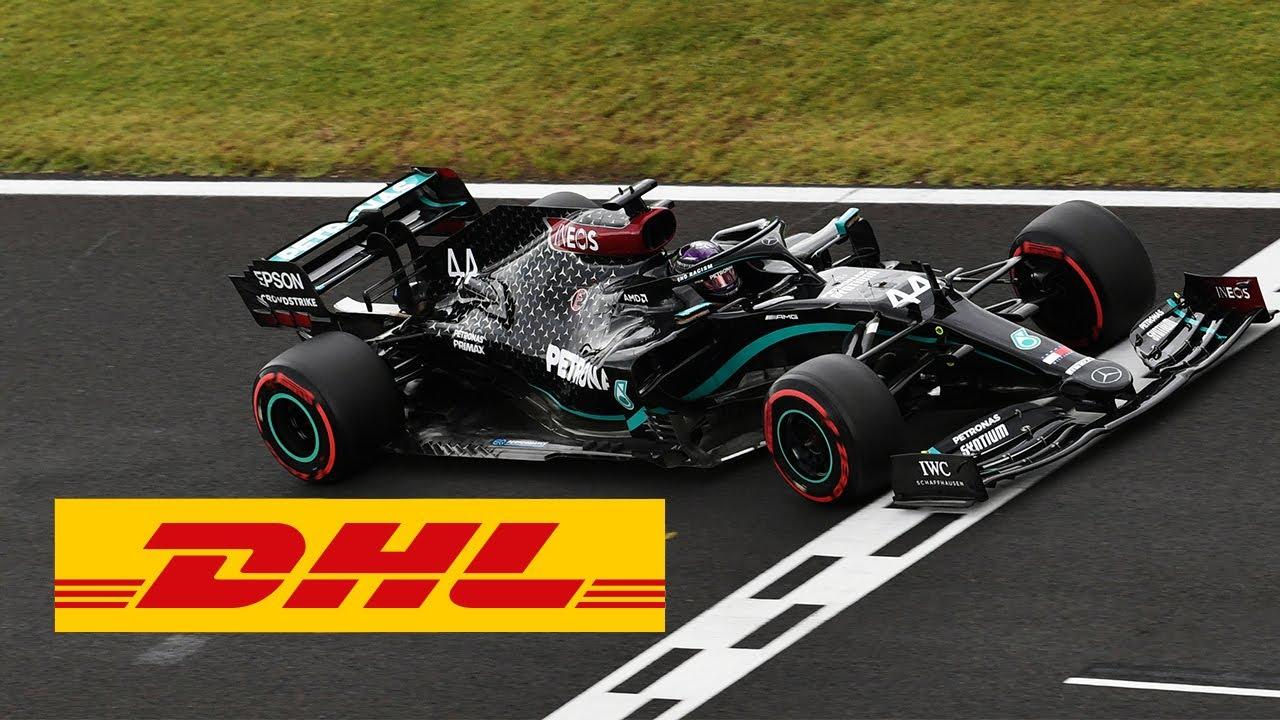 DHL Fastest Lap Award: Formula 1 Aramco Magyar Nagydíj 2020 (Lewis Hamilton / Mercedes)