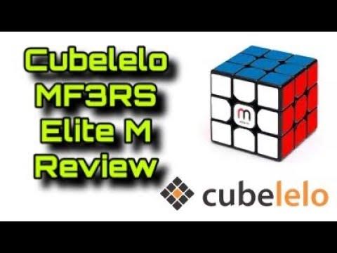 38827f12b4 Cubelelo MF3RS Elite M Review