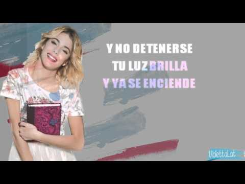 Violetta 3 - Supercreativa (Martina Stoessel) (Karaoke Instrumental)
