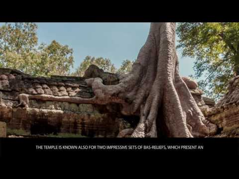 Bayon Temple, Cambodia - Tourist Attractions - Wiki Videos by Kinedio