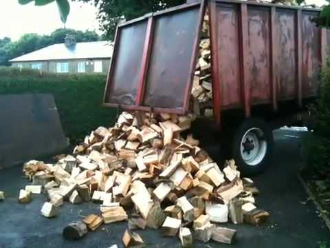 Logs delivery