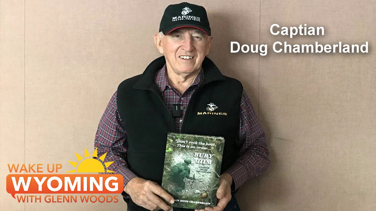 """Wake Up Wyoming"" Glenn Woods Interviews Doug Chamberlain"