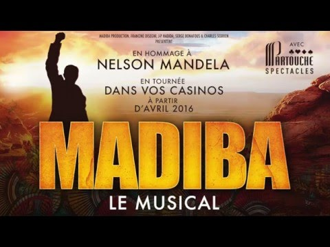 MADIBA Le Musical • Tournée