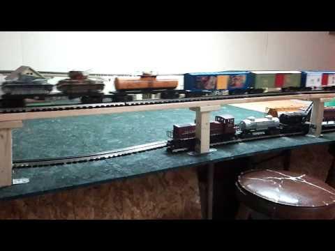 6×18 o gauge track layout