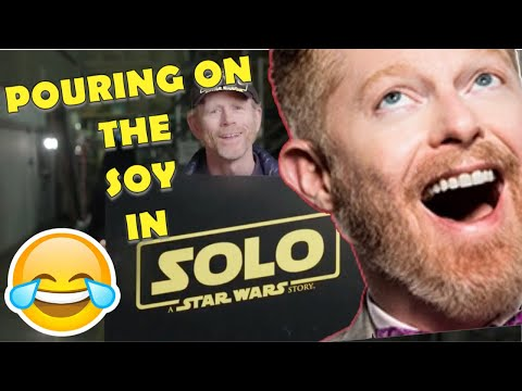 RON HOWARD ALREADY MAKING EXCUSES FOR SOYLO A STAR WARS STORY'S INEVITABLE FAILURE!