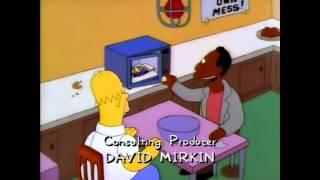Simpsons - Feueralarm