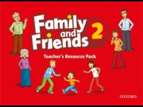 FAMILY AND FRIENDS 2  UNIT 3 I CAN RIDE A BIKE