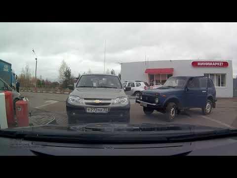 Ситуация на заправке Лукойл в Кольчугино 27 10 2018